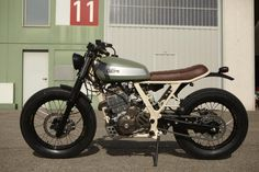 NX650 by CRD
