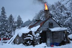 Here's a little video of the Rogue Potters kiln (MN) in action.... http://www.youtube.com/watch?v=vyc8FaA1eKc...