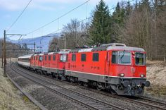 Swiss Railways, Trains, Diesel, Diesel Fuel, Train