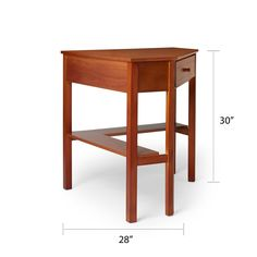 Simple Living Wood Corner Computer Desk Ping The Best Deals On