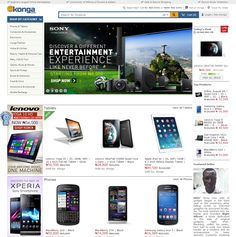 Online shopping for phones, electronics, fashion and more at best prices on Konga.com, Nigeria's Largest Online Marketplace. Enjoy free delivery service. Ecommerce Solutions, Fashion Sites, Online Marketplace, Entertaining, Electronics, Free Delivery, Online Shopping, Phones, Net Shopping