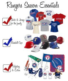 Get the season essentials at texasrangers.com/shop. #RangersPinspiration