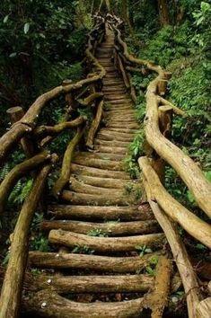 Fairytale stairs....   My Photo   Scoop.it by Jinx62