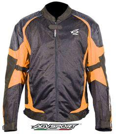 6a137b49899 AGV Sport Prato Motorcycle Textile Jacket