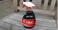 10 moduri in care sa folosesti Cola in scop casnico-industrial, care ne arata cat de daunatoare este aceasta bautura   Secretele