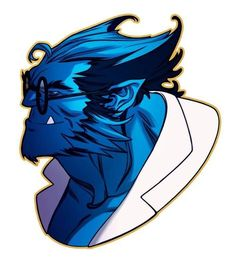 """Back to X-Men portraits! To complete the 92 cartoon team: The Beast! Marvel Xmen, Marvel Comic Universe, Marvel Comics Art, Comics Universe, Marvel Heroes, Marvel Comic Character, Marvel Characters, X Men, Comic Books Art"