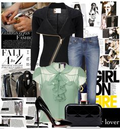 """""""_"""" by gagulina ❤ liked on Polyvore"""