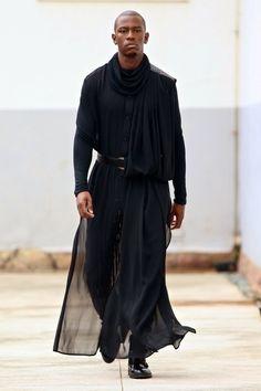 #Menswear #Trends  David Tlale Fall Winter 2015  Otoño Invierno #Tendencias #Moda Hombre M.F.T.