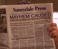 Sunnydale = Buffy the Vampire Slayer Deadshot, Rick Flag, Maleficarum, Velma Dinkley, Buffy Summers, Morris, Night Vale, How To Get Away, Buffy The Vampire Slayer