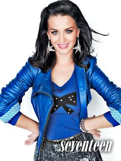 oh my gosh! This is katy perry at 17 years!