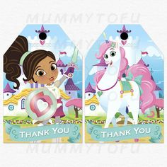 Nella the Princess Knight Birthday Party Thank You Favor Tags 4th Birthday Parties, Diy Birthday, Nella The Princess Knight, Knight Party, Thank You Tags, Favor Tags, Party Themes, Party Ideas, Best Part Of Me