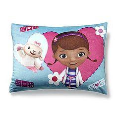 Doc Mcstuffins Pillow