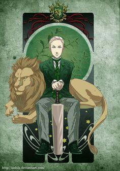 Herman Greenhill by ioshik.deviantart.com on @deviantART