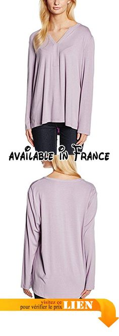 Sweat-Shirt - Manches Longues Femme - Gris - 40Blaumax Vente Le Plus Grand Fournisseur Vente Boutique En Ligne Acheter Jeu Pas Cher ccyhWrcvI