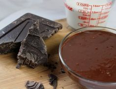 A simple ganache recipe for so many applications! Glazing cakes, add to buttercream for chocolate buttercream, dip your eclairs! Make it into truffles!