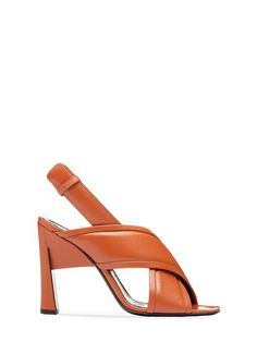 Sandals Leather Sandals, Criss Cross, Heeled Mules, Spring Summer, Footwear, Heels, Womens Fashion, Collection