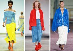 London Fashion Week autumn/winter 2016: Super-brights