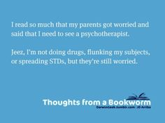 Thoughts from a Bookworm #103