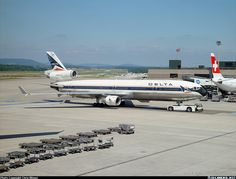 McDonnell Douglas MD-11 - Delta Air Lines | Aviation Photo #0255673 | Airliners.net