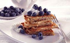 Aamiaisvohvelit - Breakfast Waffles