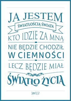 Plakaty z cytatami z Biblii   Piafka Christian Conferences, Bible Quotes, Qoutes, Repent And Believe, S Word, God Is Good, Christian Quotes, Gods Love, Best Quotes