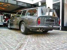 Aston Martin DB6 Vantage Shooting Brake