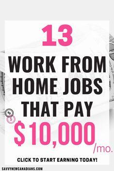 13 Legitimate Ways To Make Real Money Working From Home – Make Money from Home Make Real Money, Ways To Earn Money, Earn Money From Home, Earn Money Online, Money Tips, Money Hacks, Money Fast, Work From Home Business, Work From Home Tips