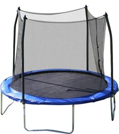 Exterior: Cool Trampoline With Enclosure And Tent from Outdoor Trampoline With Enclosure