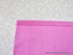 jareta-superior Card Holder, Wallet, Sewing, My Love, Makara, Fashion, Pillowcases, Craft, Vestidos