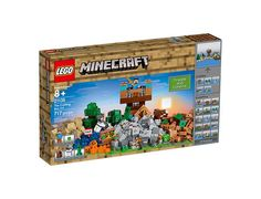 The Lego The Crafting Box 2.0 - a great selection of Lego construction sets at Wonderland Models.  One of our favourite sets in the Lego Minecraft Range is The Crafting Box 2.0 set.