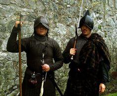 Celtic Clothing, Irish Clothing, Medieval Fantasy, Dark Fantasy, Irish Warrior, Early Modern Period, Arm Armor, Costume, Fantasy Inspiration