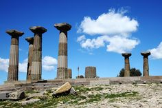 Athena Temple (Assos/Turkey) by SelahattinNizamPhotography #fadighanemmd