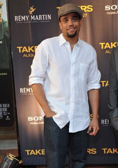 Michael Ealy's 7 Hottest Moments: From Suits to Jeans, This Man Makes Us Swoon! | StyleBlazer