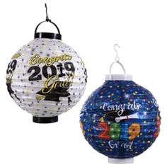 If you're going to celebrate into the night be sure to have festive lights to help you out! These paper lanterns are decorated with festive and colorful graduation prints and come assorted between the 2 design shown. They'll keep the party going even after the sun has gone down! Graduation Celebration, Graduation Gifts, Pot Lights, Dollar Tree Store, Present Gift, Grad Parties, Paper Lanterns, Design Show, Disney Frozen