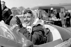 Maria Teresa de Filippis was an Italian racing driver. She was the first woman to race in Formula One.