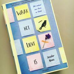#boekperweek 71/53. Waar het licht is van Jennifer Niven.