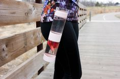 Thanks to Averie Harris for an amazing picture of the Carrie Underwood Calia Bottle available at Dicks Sporting Goods!