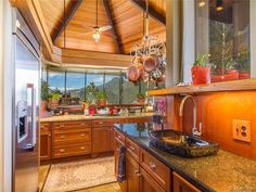 Check out the home I found in Estes Park Kitchen Island, Kitchen Cabinets, Colorado Homes, Mountain Homes, Estes Park, My House, Building A House, Home And Family, Real Estate