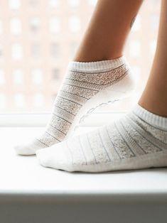 Grip Socks for Pilates, Barre, Yoga & Dance Grip Socks, Yoga Socks, Sexy Socks, Cute Socks, Frilly Socks, Clogs, Short Socks, Womens Workout Outfits, Ankle Socks
