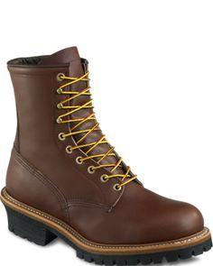 4418 Men's 8-inch Logger Boot for $99.