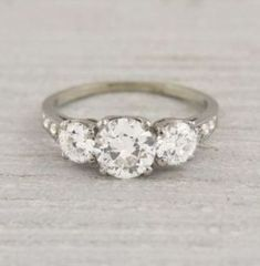 Super Wedding Rings Vintage Tiffany 59 Ideas Tiffany Wedding Rings, Wedding Rings Vintage, Vintage Diamond Rings, Vintage Rings, Engagement Rings, Crystals, Jewelry, Simple, Jewels