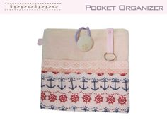 Pocket organizer for Nursing students Nurse Health by ippoippo, $12.00
