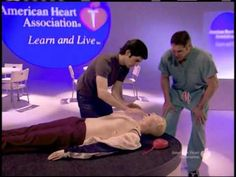 THE AHA NEW 2011 GUIDELINES ON THE NEW CPR SEQUENCE FROM ABC (AIRWAY,BREATHS,COMPRESSIONS) TO CAB (COMPRESSIONS, AIRWAY, BREATHS SEQUENCE.