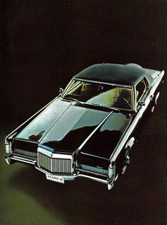 1968 Continental Mark III Maintenance of old vehicles: the material for new cogs/casters/gears could be cast polyamide which I (Cast polyamide) can produce
