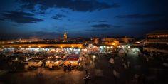 Notre Top 10 des photos de la Médina de #Marrakech ;  Marrakech est connue mondialement pour sa Médina , située à l'intérieure de ses 19 kilomètres de rempar