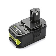 ANTRobut 18V 4.0AH Replacement for Ryobi P100 ONE P104 P105 P102 P103 P107 P109 P108 Lithium Battery