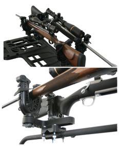 ATV Tek FFG2 Flex Gun and Bow Rack Mount Double