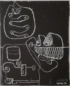 """Le Corbusier (1887-1965) """"série Panurge"""" No 1961/62. 5"""