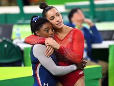 Simone Biles, Aly Raisman stand atop Olympic gymnastics world with Rio sweep