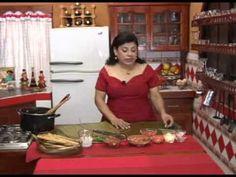 """El Nacatamal (Autor: María Esther López -""""La Reina del Sabor Nicaragüense"""")"""